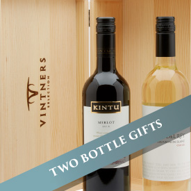 2 bottles wine gifts